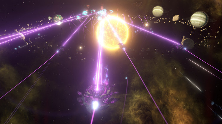 Stellaris: Lithoids Species Pack Screenshot 1