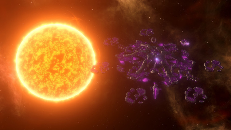 Stellaris: Lithoids Species Pack Screenshot 6