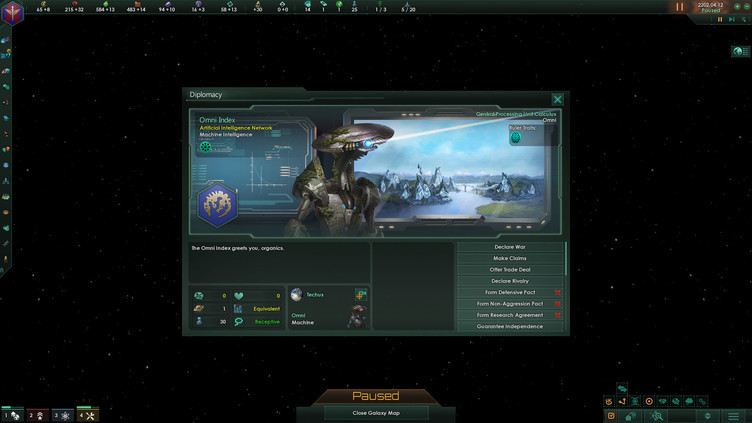 Stellaris: Lithoids Species Pack Screenshot 9