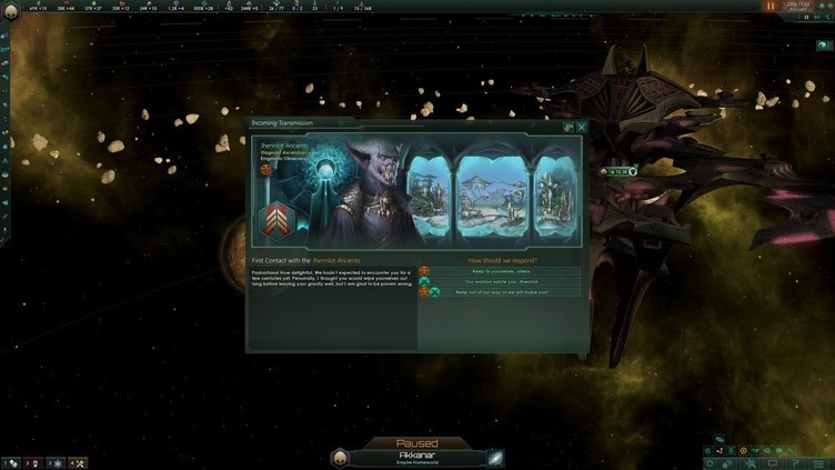 Stellaris: Necroids Species Pack Screenshot 1