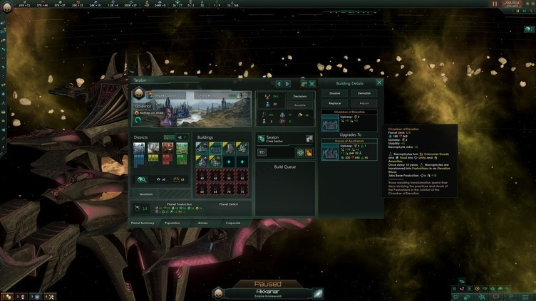 Stellaris: Necroids Species Pack Screenshot 4