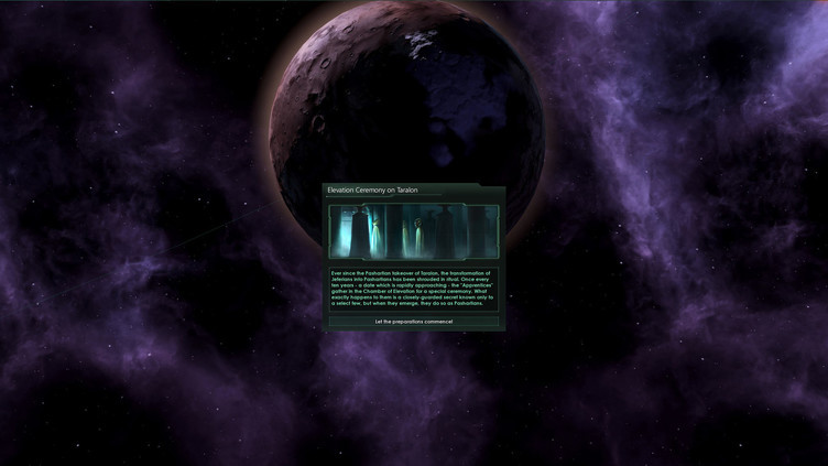 Stellaris: Necroids Species Pack Screenshot 5