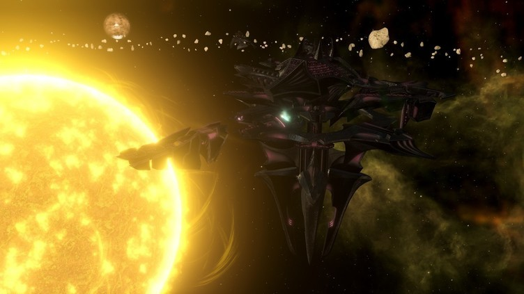 Stellaris: Necroids Species Pack Screenshot 6