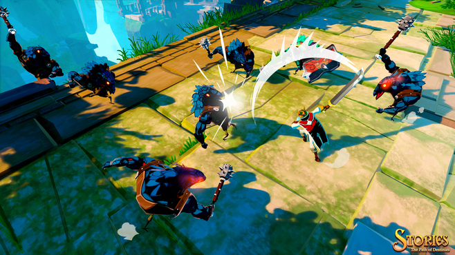 Stories: The Path of Destinies Screenshot 1