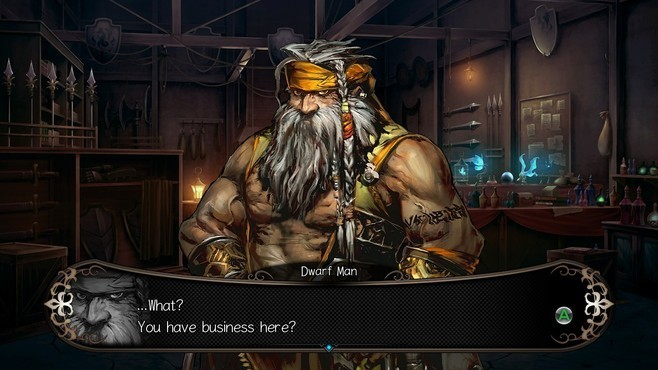 Stranger of Sword City Screenshot 5