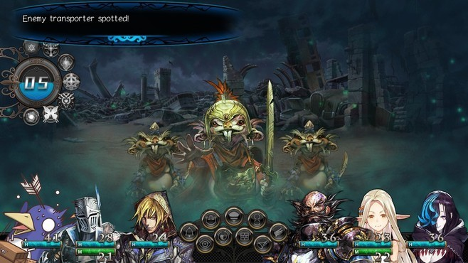 Stranger of Sword City Screenshot 8