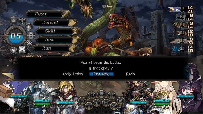 Stranger of Sword City Screenshot 11