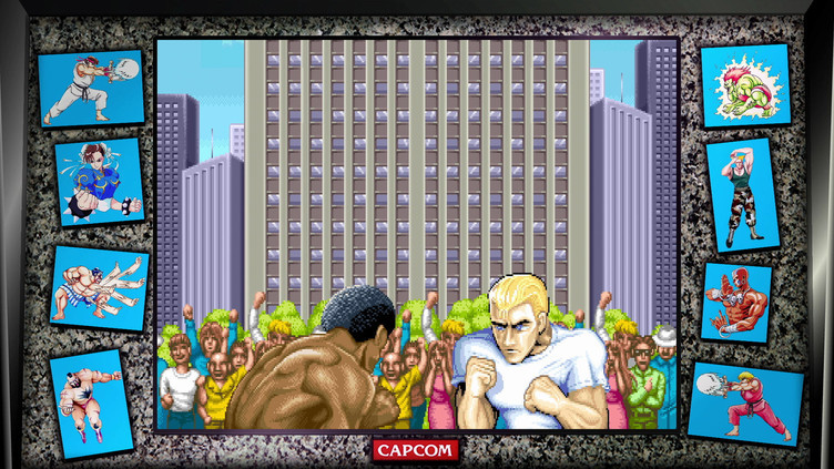 Street Fighter 30th Anniversary Collection Screenshot 12