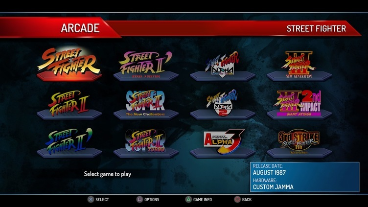 Street Fighter 30th Anniversary Collection Screenshot 13