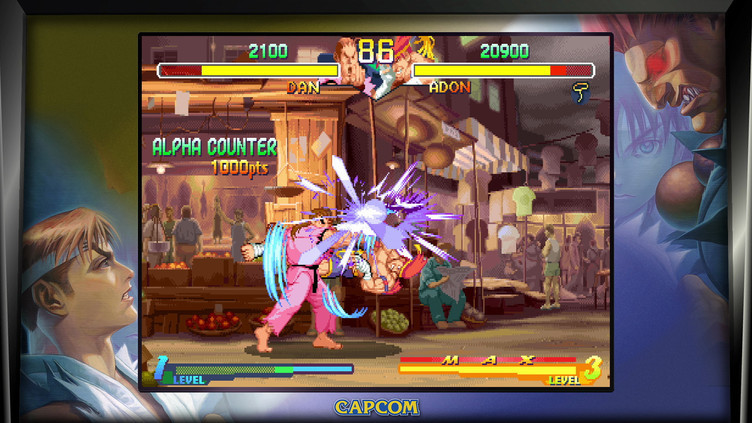 Street Fighter 30th Anniversary Collection Screenshot 14