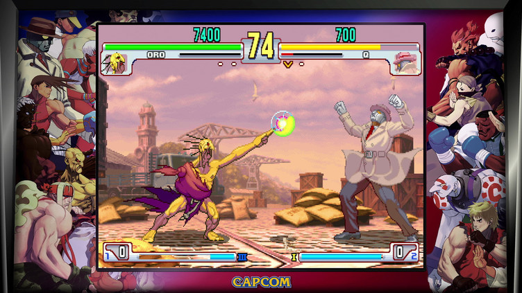 Street Fighter 30th Anniversary Collection Screenshot 16