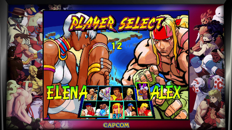 Street Fighter 30th Anniversary Collection Screenshot 17