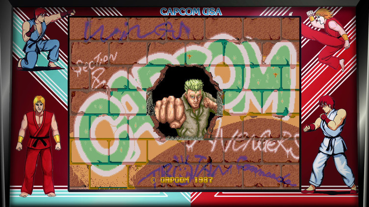 Street Fighter 30th Anniversary Collection Screenshot 19