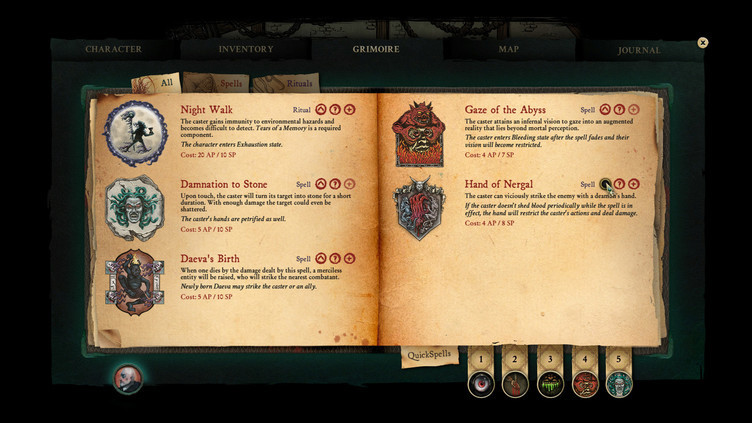 Stygian: Reign of the Old Ones Screenshot 12