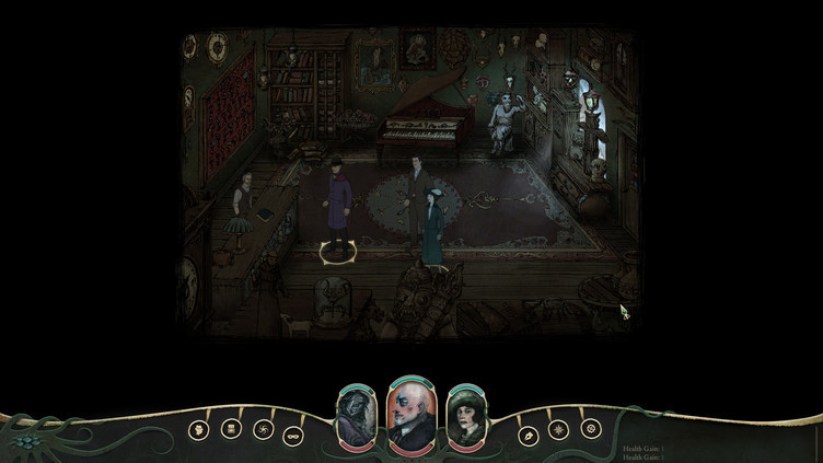 Stygian: Reign of the Old Ones Screenshot 4