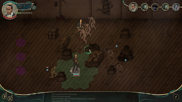 Stygian: Reign of the Old Ones Screenshot 7