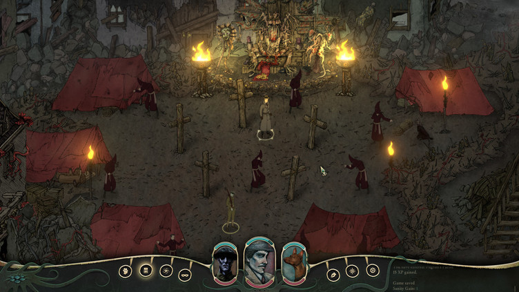 Stygian: Reign of the Old Ones Screenshot 10
