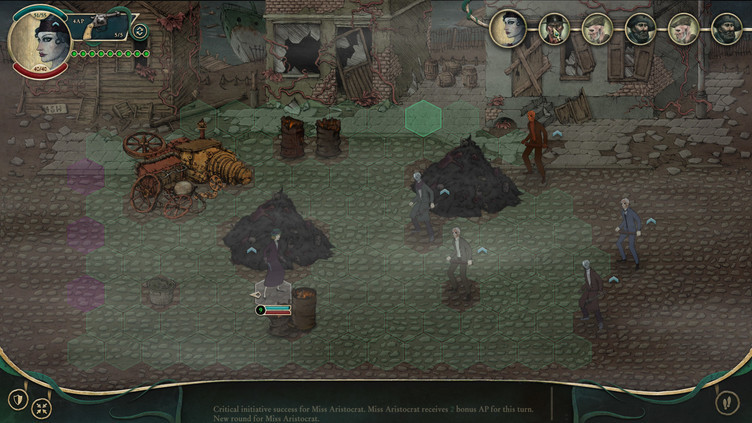 Stygian: Reign of the Old Ones Screenshot 11