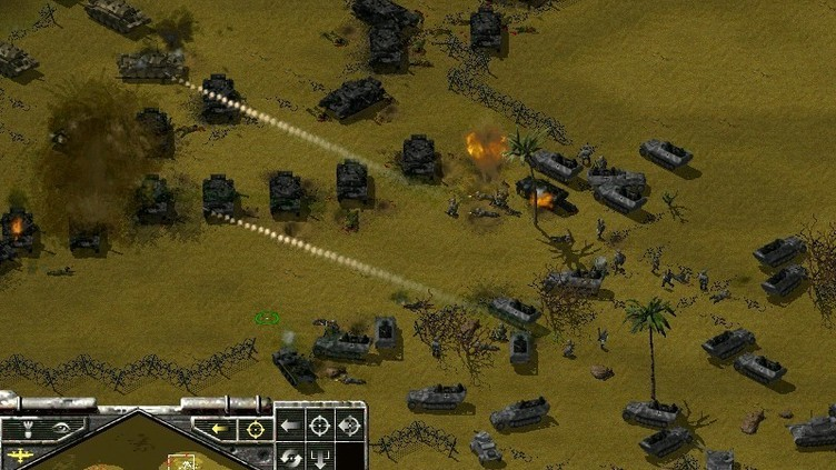 Sudden Strike Gold Screenshot 1