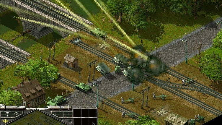 Sudden Strike Gold Screenshot 5