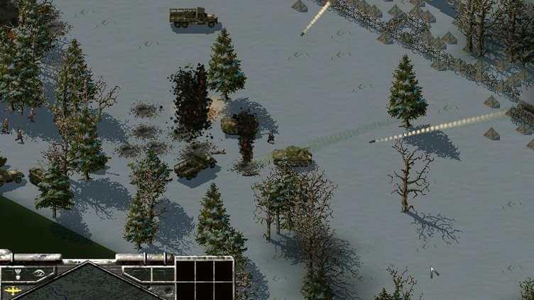 Sudden Strike Gold Screenshot 6