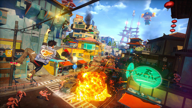 Sunset Overdrive Screenshot 5