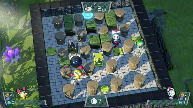Super Bomberman R Screenshot 8