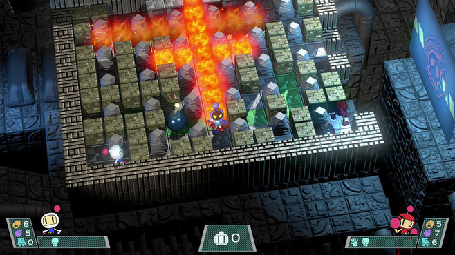 Super Bomberman R Screenshot 10
