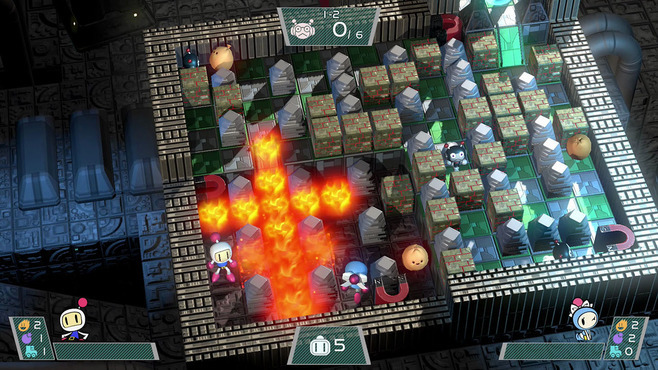 Super Bomberman R Screenshot 11