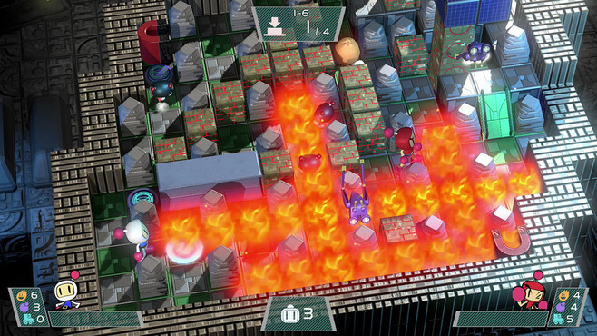 Super Bomberman R Screenshot 14