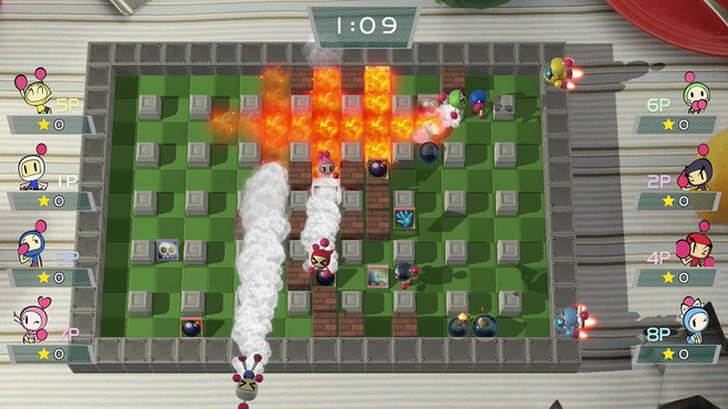 Super Bomberman R Screenshot 15