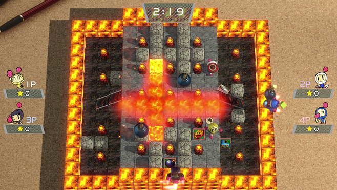 Super Bomberman R Screenshot 19