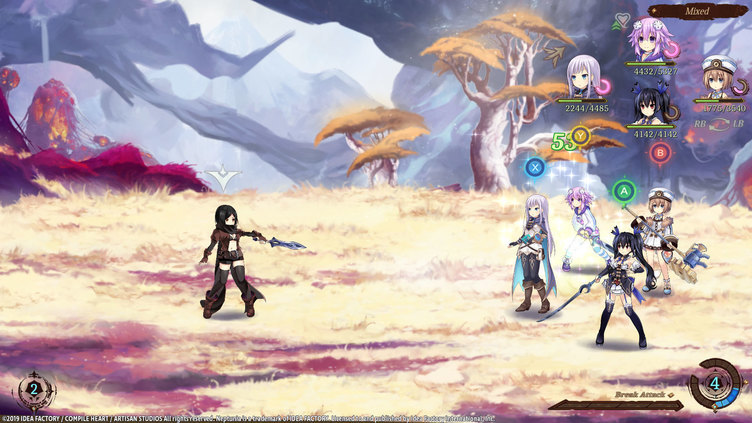 Super Neptunia RPG Screenshot 6