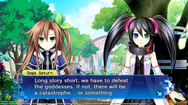 Superdimension Neptune VS Sega Hard Girls Screenshot 5