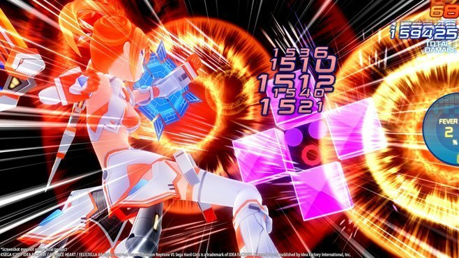 Superdimension Neptune VS Sega Hard Girls Screenshot 6