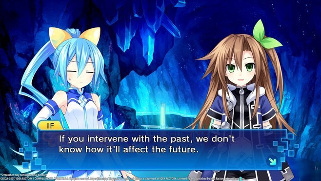 Superdimension Neptune VS Sega Hard Girls Screenshot 8