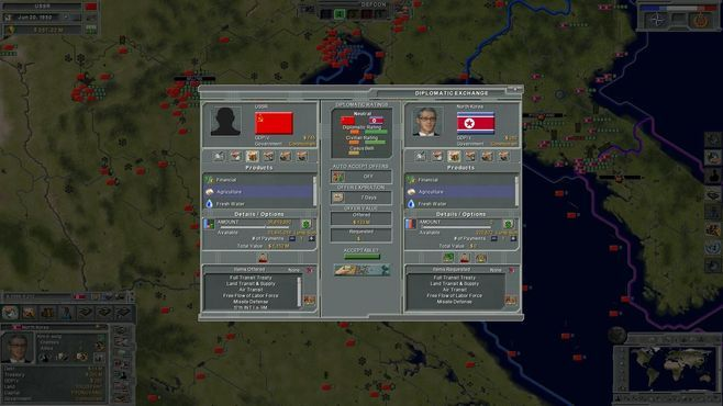 Supreme Ruler: Cold War Screenshot 4