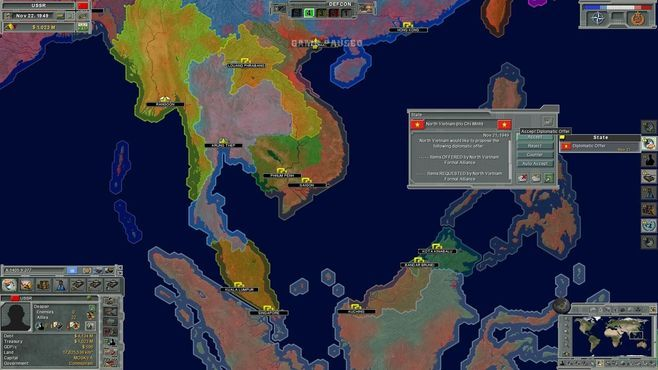 Supreme Ruler: Cold War Screenshot 8