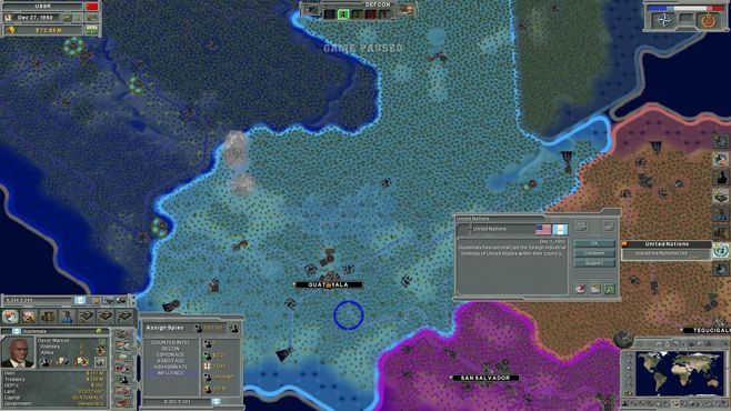 Supreme Ruler: Cold War Screenshot 10