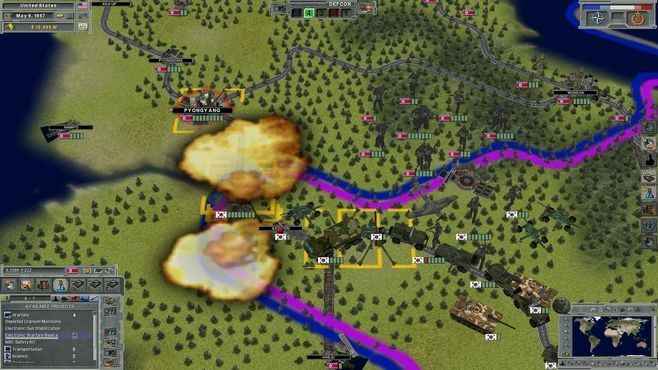 Supreme Ruler: Cold War Screenshot 3