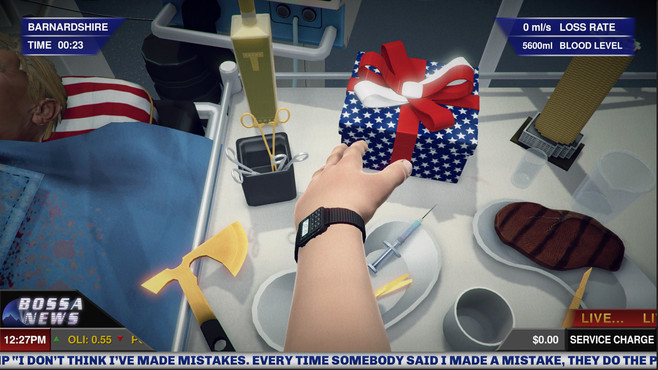 Surgeon Simulator: Anniversary Edition Screenshot 2