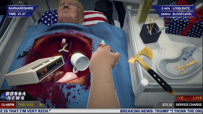 Surgeon Simulator: Anniversary Edition Screenshot 3