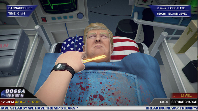 Surgeon Simulator: Anniversary Edition Screenshot 6