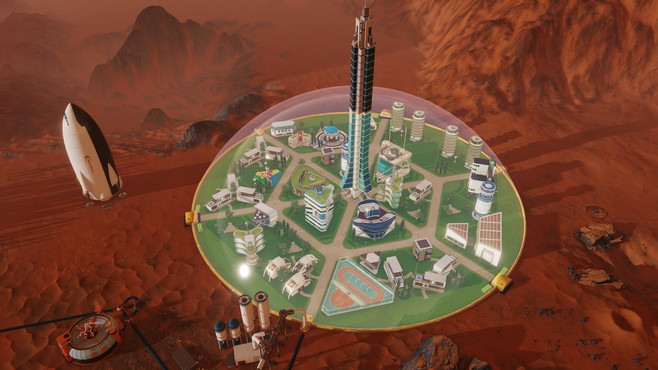 Surviving Mars Screenshot 1
