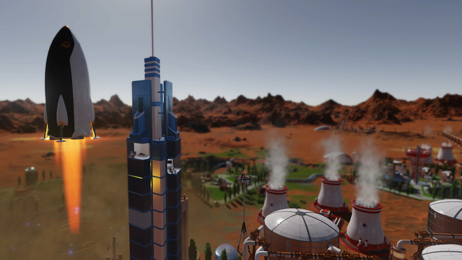 Surviving Mars: Green Planet Screenshot 2