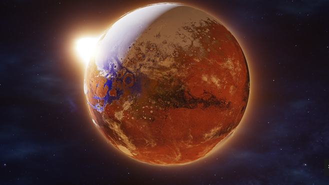 Surviving Mars: Green Planet Screenshot 11
