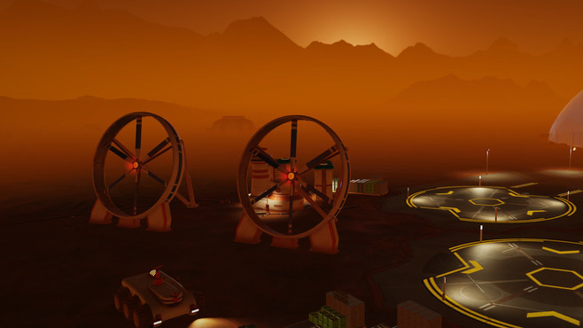 Surviving Mars: Space Race Plus Screenshot 14
