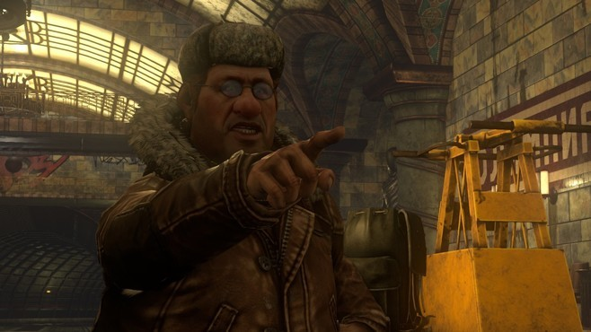 Syberia 3 - An Automaton with a plan Screenshot 1