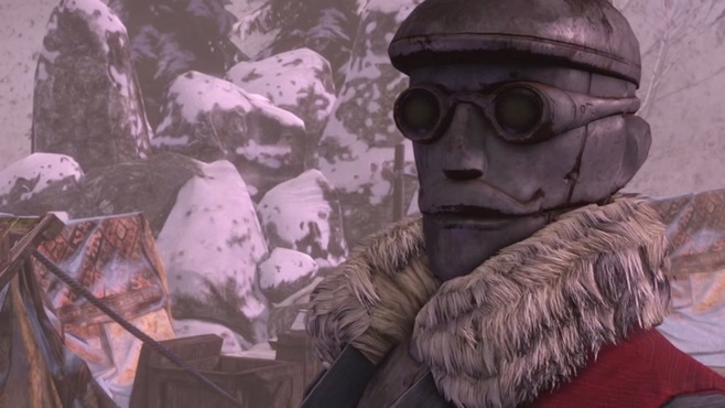 Syberia 3 - An Automaton with a plan Screenshot 2