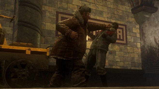 Syberia 3 - An Automaton with a plan Screenshot 3
